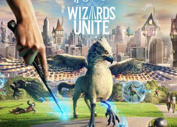 Nie przepadam za Pokemon GO, ale Harry Potter Wizards Unite mnie ujęło