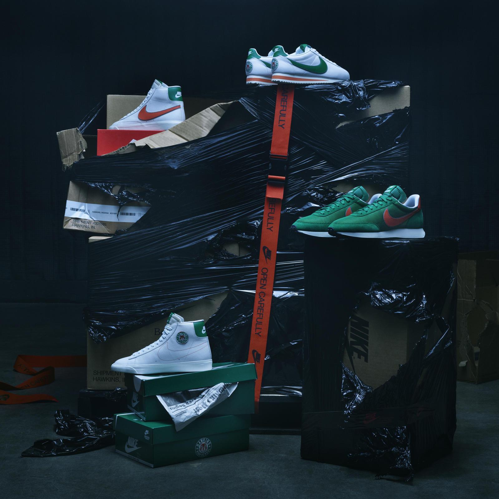 Nike stworzyło buty inspirowane