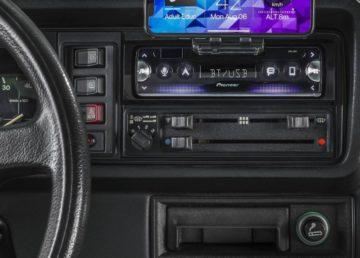 Pioneer SPH-10BT – poznajcie radio samochodowe w pełni sterowane smartfonem