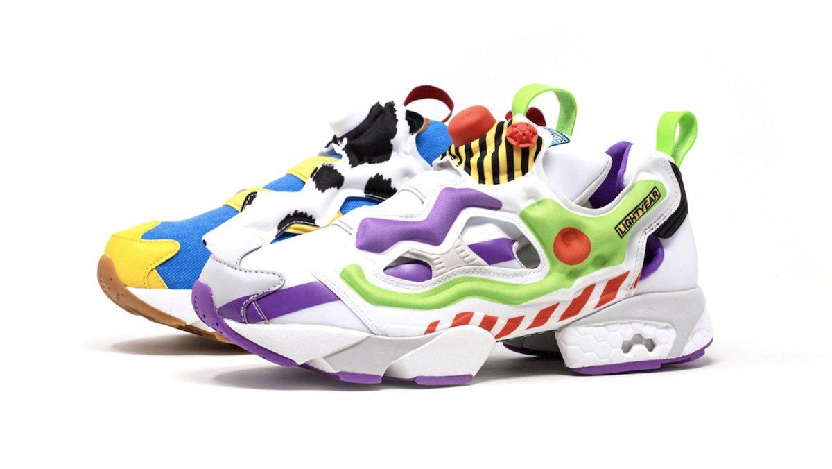 """Z okazji premiery """"Toy Story 4"""", Reebok wypuszcza buty"""