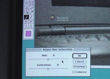 Oto jak wyglądał Photoshop w 1988