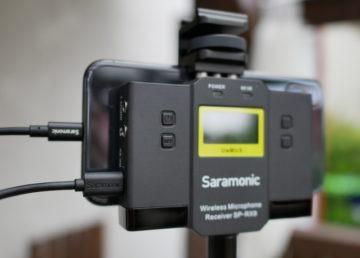 [VIDEO] Nagrywasz video smartfonem? Poznaj Saramonic UwMic9 KIT 12, czyli świetna jakość dźwięku bez kabelków