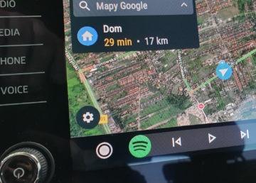 Android Auto z nowym interfejsem dostępny w Polsce. Warto zaktualizować!