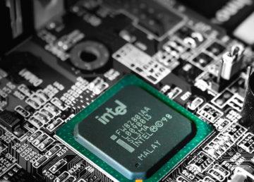 Intel pokazuje nowe procesory 10. generacji