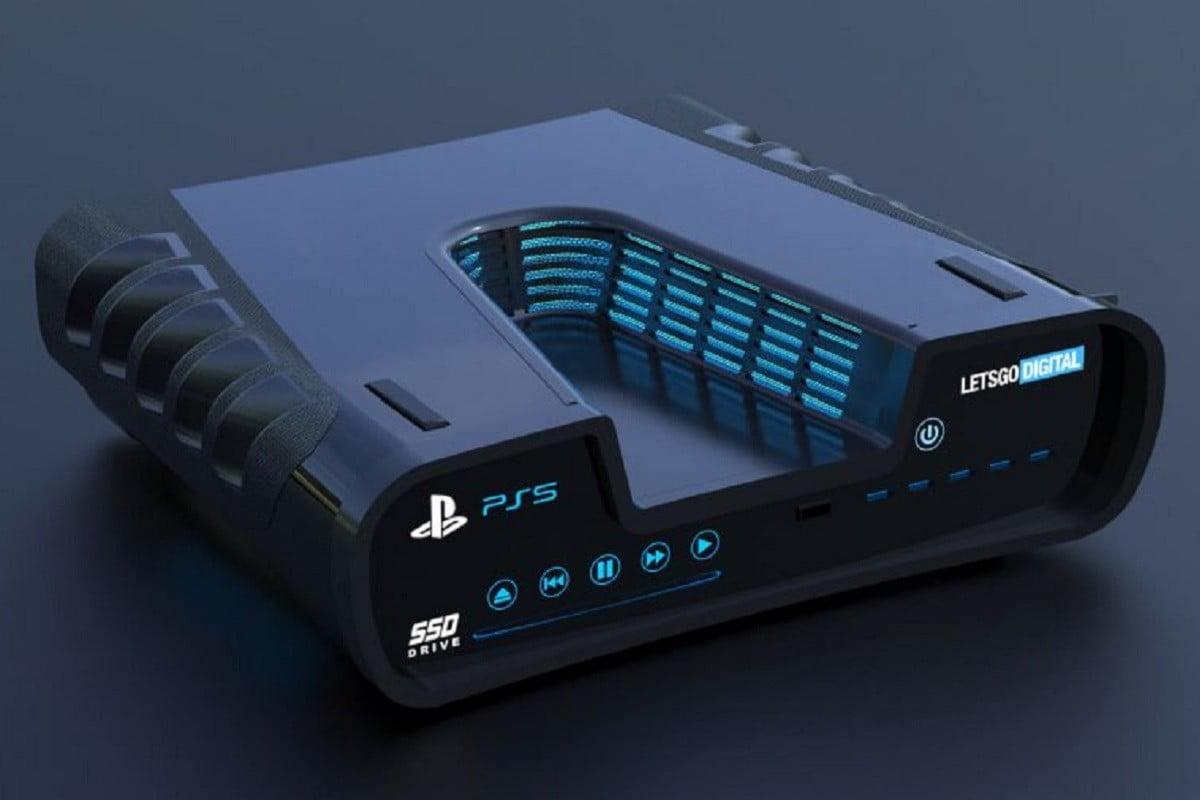 playstation 5 render 1
