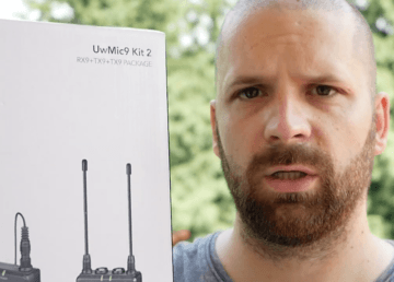 [VIDEO] Saramonic UwMic9 Kit 2 + Hu9 - świetny zestaw do nagrywania dźwięku bezprzewodowo