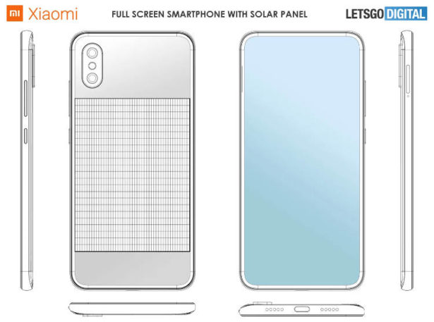xiaomi solar phone