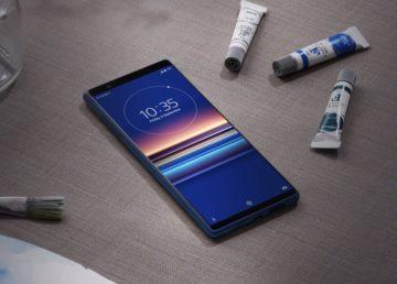 Nowy flagowiec od Sony: Xperia 5 oficjalnie debiutuje | IFA 2019