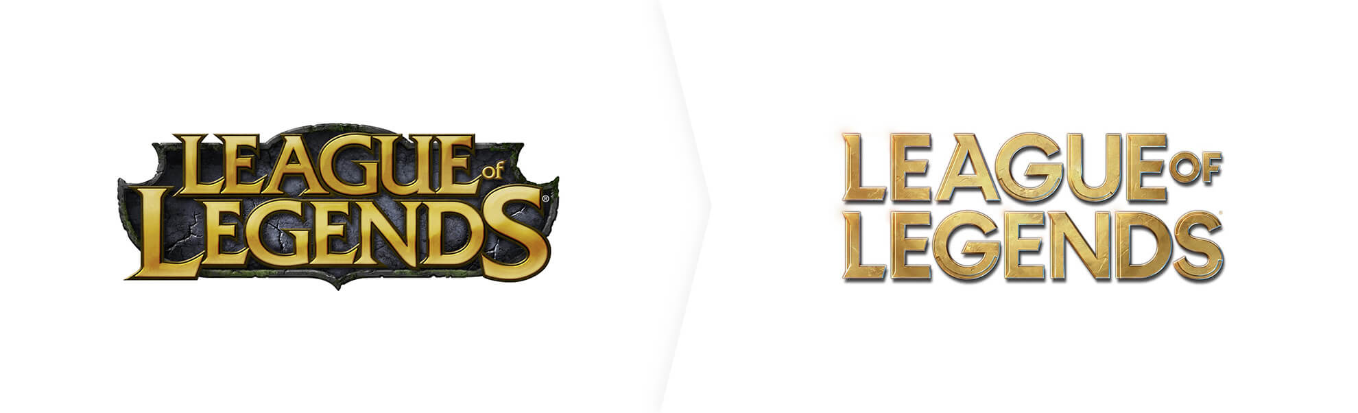 League of Legends zmienia logo