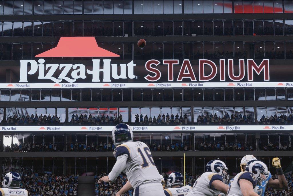 Wirtualny Stadion Pizza Hut