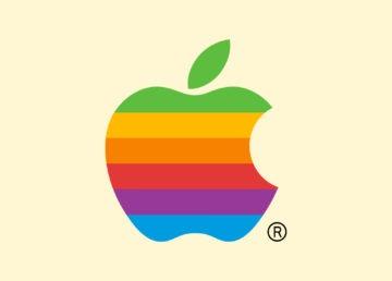 Apple wróci do tęczowego logo?