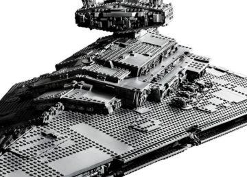 To chcę na Gwiazdkę! Imperialny Niszczyciel z Gwiezdnych Wojen od Lego
