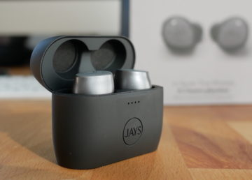 Poznajcie JAYS m-Seven True Wireless – słuchawki dokanałowe z baterią na 9 godzin odtwarzania muzyki