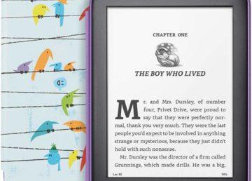 Kindle Kids Edition – Amazon zaprezentował Kindle w wersji dla najmłodszych