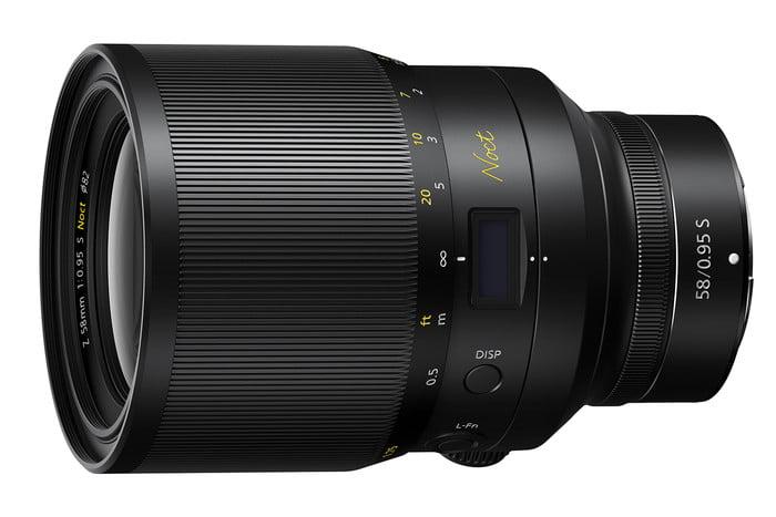 Nikon Noct f/0.95