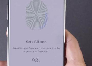 Samsung porzuca współpracę z Qualcomm w przyszłych urządzeniach. Skaner optyczny jednak lepszy?
