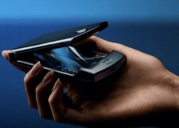 Motorola RAZR to świetny telefon, a Huawei patentuje podobny