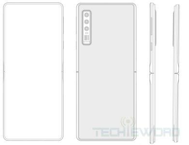 Huawei fold