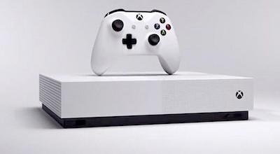 Konsola Xbox One S All Digital Edition