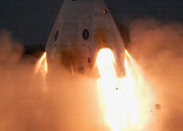 SpaceX przeprowadził skuteczne testy Crew Dragon, tym razem bez eksplozji