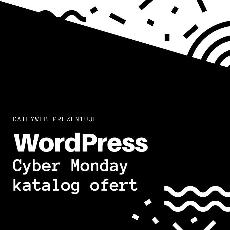 cybermonday wordpress
