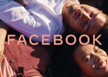 Grupa Facebook prezentuje nowy logotyp