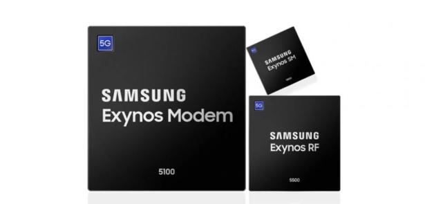samsung exynos 5g chips
