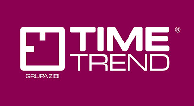 time trend logo