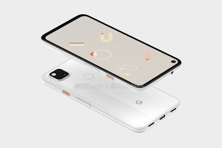 Google Pixel 4c