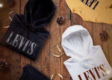 Typograficzny fail w nowym logo Levi's