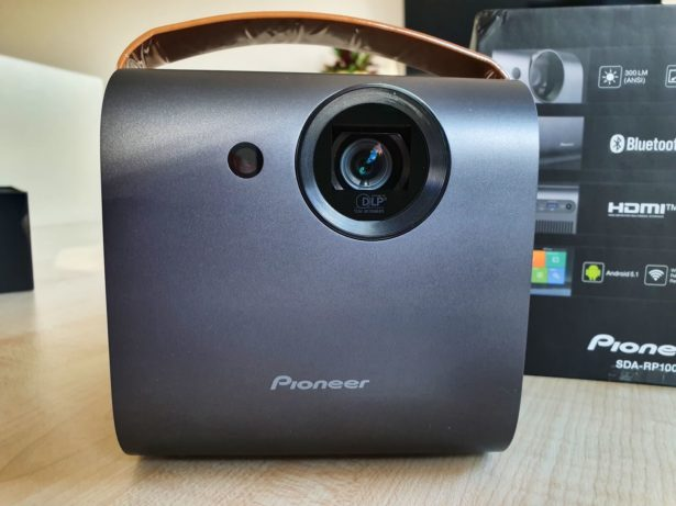 Pioneer travel projector 4