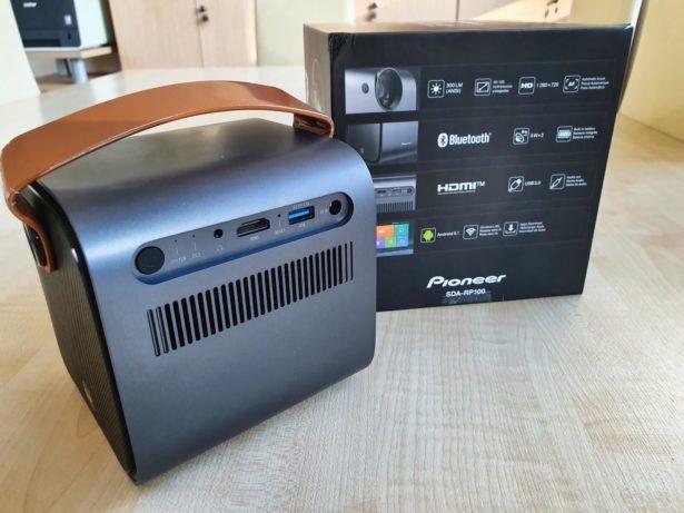 Pioneer travel projector 5