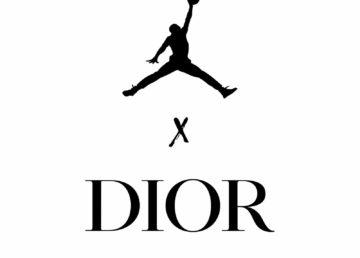 """""""Air Dior"""" – wspólna kolekcja Dior x Jordan Brand"""