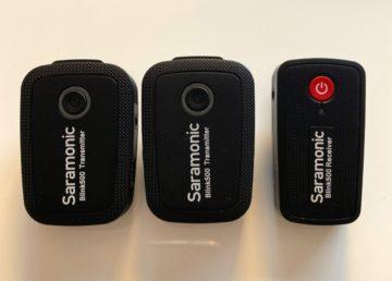 Saramonic Blink 500 - zestaw mikroportów idealnych dla domowych nagrywek i nie tylko? Pierwsze wrażenia