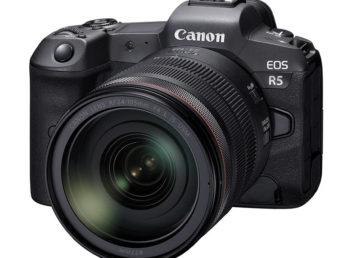 Canon EOS R5 będzie pierwszym bezlusterkowcem, który nakręci wideo w 8K