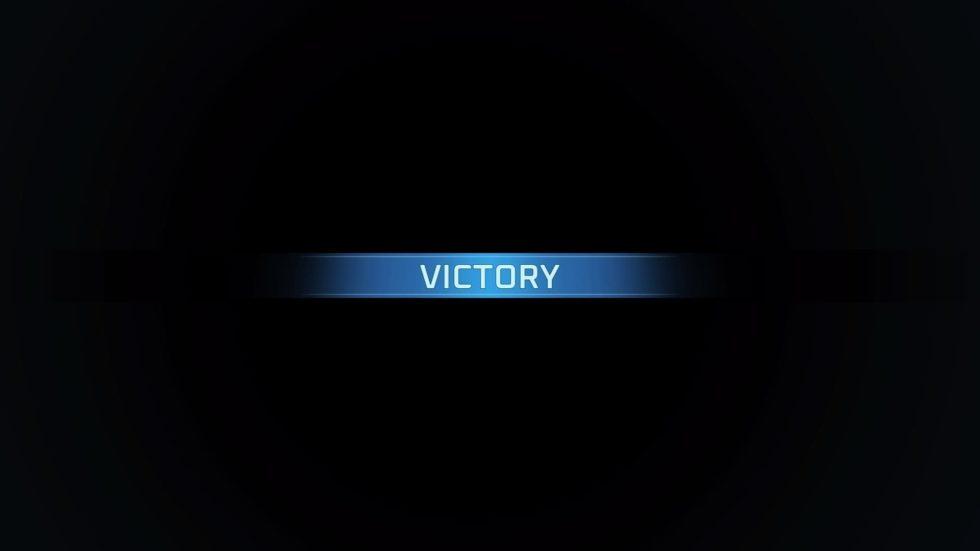 zwycięstwo
