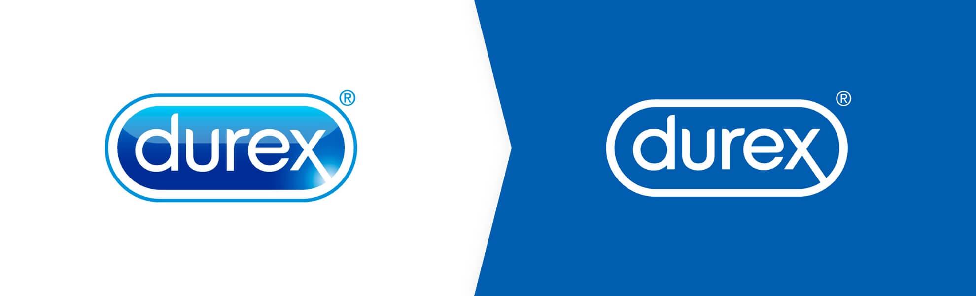 stare i nowe logo durex