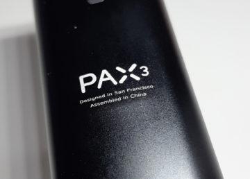 Waporyzator PAX3 – pierwsze wrażenia