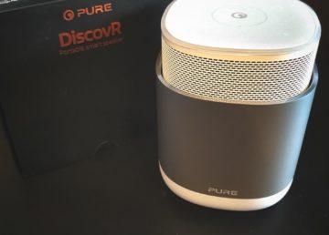 Poznajcie Pure DiscovR – wysuwany głośnik, którego nie sposób nie polubić
