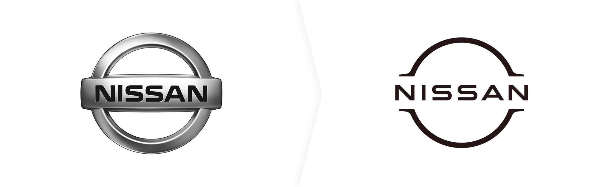 nissan zmieni logo?