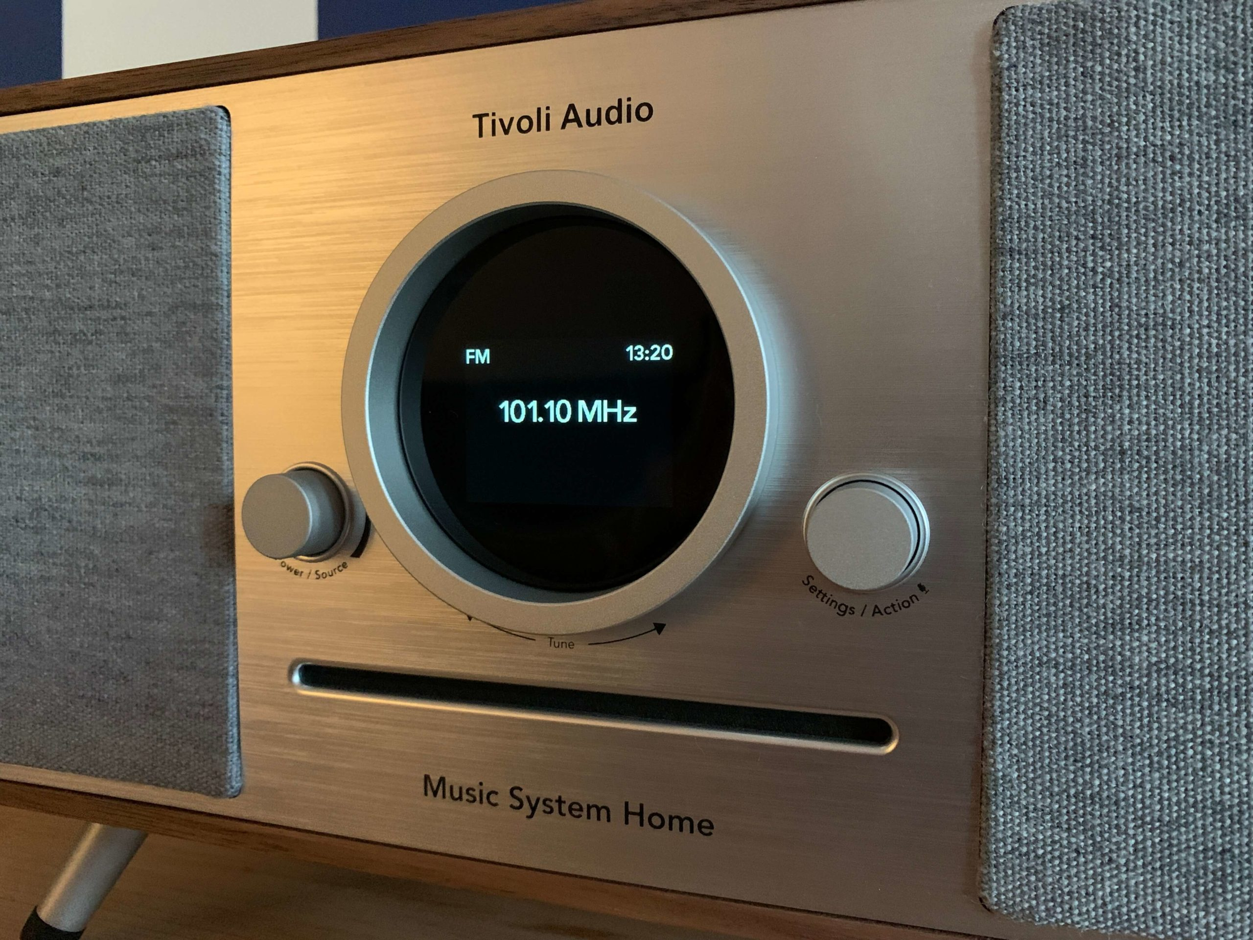 Tivoli Audio Music System Home detal