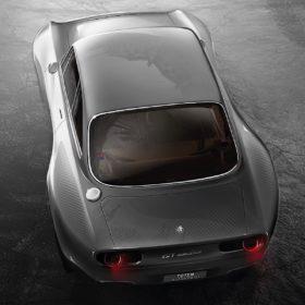 Totem Giulia Gt Coupe EV