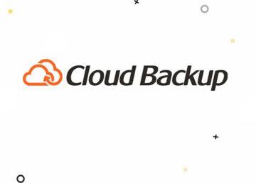 Cloud Backup w nazwa.pl. Nowości w usłudze do tworzenia wirtualnych kopii danych