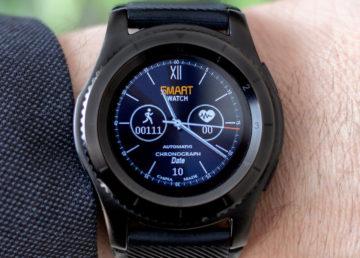 Smartwatch przypomni nam o myciu rąk