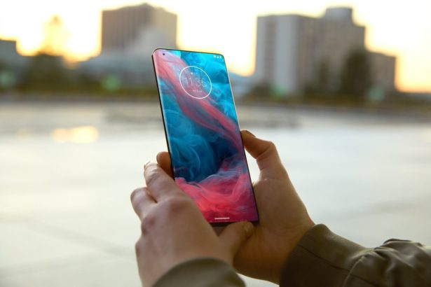 Motorola Edge 3