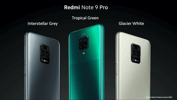 Redmi note 9 6