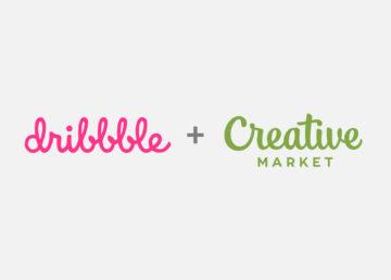 Dribbble przejmuje Creative Market