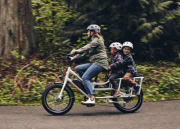 Ciężarowy, elektryczny rower od Rad Power Bikes