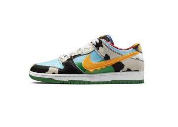 Nike stworzyło sneakersy inspirowane lodami Ben & Jerry's