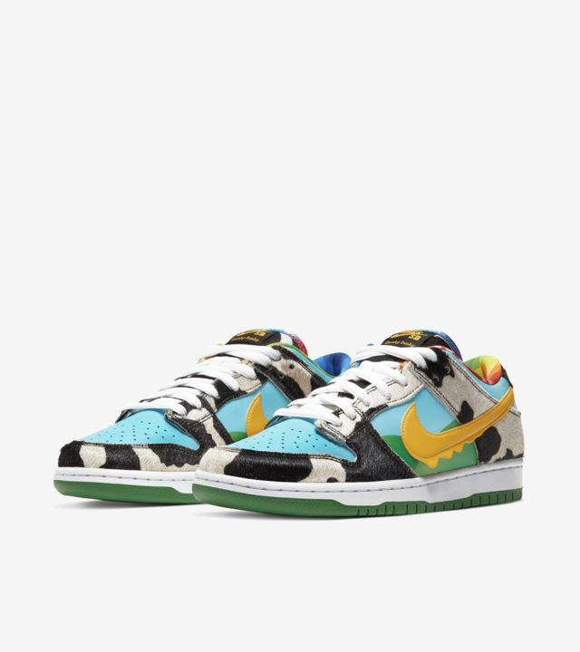 sb dunk low x ben jerrys chunky dunky release date 4